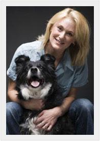 Caroline Lange éducatrice canin et auteur du guide pour apprendre à dresser son chien