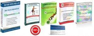 Erections pour la vie : le livre électronique ainsi que les bonus à télécharger