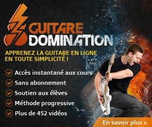 Cours de guitare sur Internet : méthodologie en ligne progressive et efficace