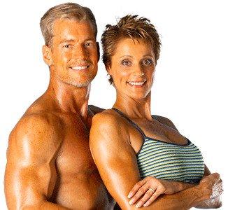 Steve et Becky Holman sont les auteurs du programme vieille méthode corps neuf