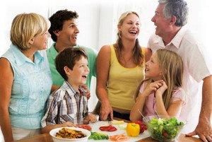 Famille en bonne santé grâce aux 101 conseils en nutrition