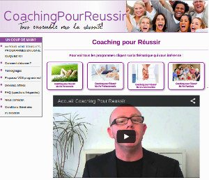 Coaching pour réussir, Laurent Marchand et Luc-Marie Elissalde