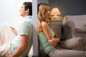 Couple dans la tourmente qui cherchent à se retrouver