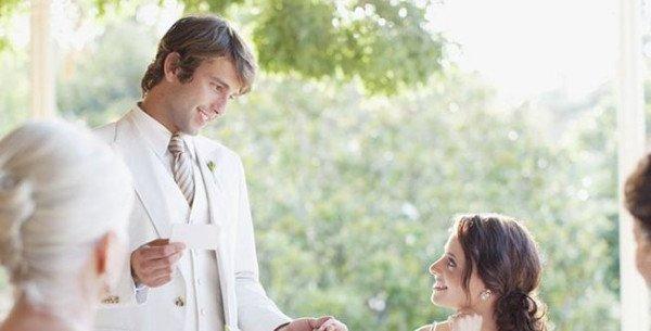 Gestion du stress lors du discours de mariage
