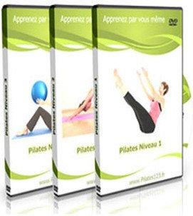 Pilates123 est une formation pour apprendre le pilates en vidéo