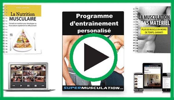 Super musculation, Pierre Amaral & Jason Devos & Maria Santorn