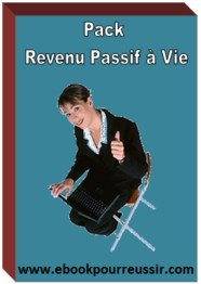 Pack pour obtenir des revenus passifs à vie grâce à la vente d'e-book sur Amazon