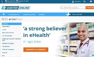 DokterOnline : avis sur cette pharmacie en ligne