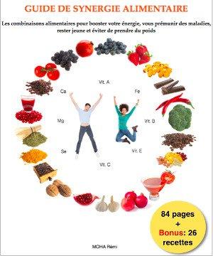 Guide de Synergie Alimentaire, Rémi Moha