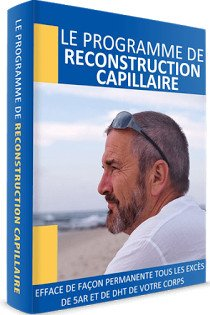 Programme de Reconstruction Capillaire, Jared Gates
