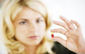Traitement avec un médicament pour éliminer la candidose