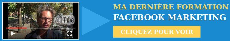 Formation de marketing sur Facebook par marketinghack pour apprendre des stratégies pour booster son chiffre d'affaires