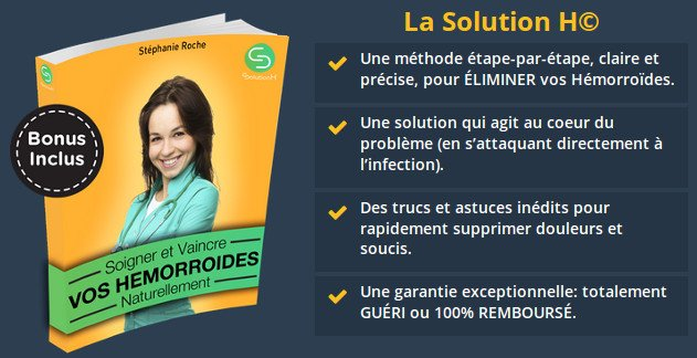Solution H de Stéphanie Roche du site officiel stophemo