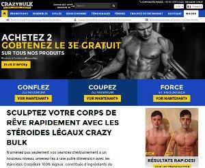Crazybulk : avis, témoignage et réputation