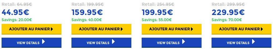Bénéficier des promotions et avantages à acheter sur le site officiel crazybulk.com france