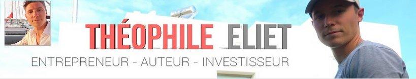 Théophile Eliet de bloginfluent.fr est entrepreneur, auteur et investisseur