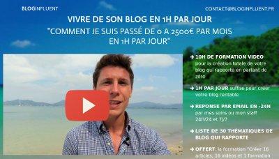Théophile Eliet, bloginfluent.fr : avis et réputation !