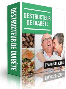 Destructeur de diabète, Francis Perberg