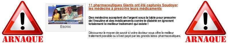 Francis Perberg dénonce l'arnaque du système pharmaceutique