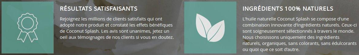 coconutsplash.net est une huile de coco naturelle pour avoir vos dents blanches