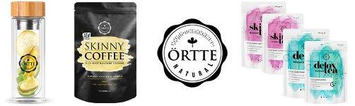 Örtte scandinavian avis : thé, café et gommage