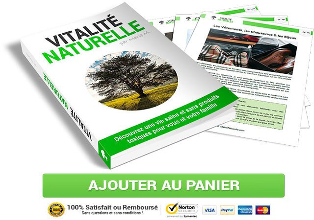 Vitalité naturelle : acheter le livre pdf