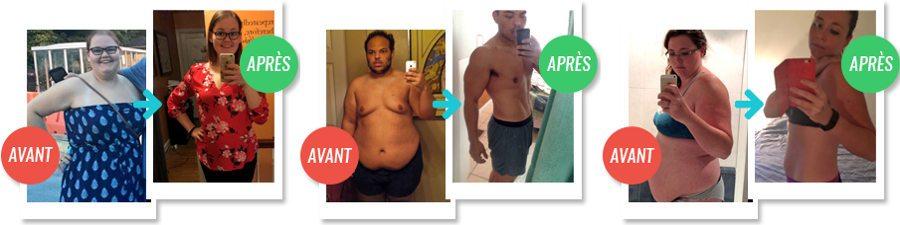 Avis et témoignage avec photos avant / après au sujet de la diète 2 semaines