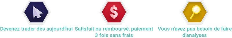 Avantages sur l'achat de Trade-automatique.fr pour apprendre à investir en bourse