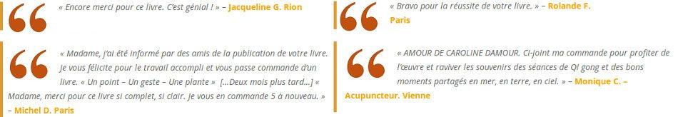 Avis caroline damour PDF chemins-de-sante.fr