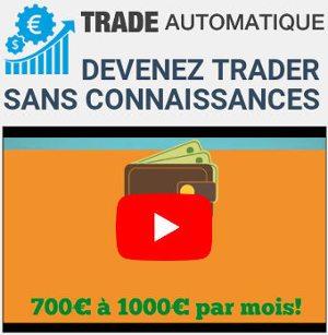 Trade Automatique : gagnez tous les jours en bourse – Notre avis !