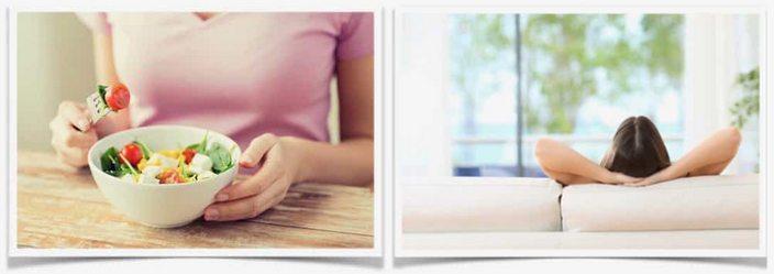 Réduire vos maux de dos avec une alimentation équilibrée et des exercices pour améliorer votre santé