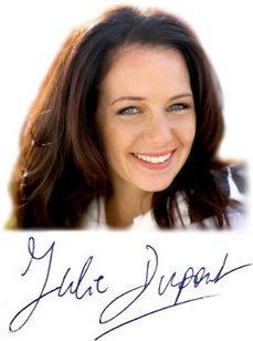 Julie Dupont est l'auteur du livre pdf best seller grossir la taille de poitrine