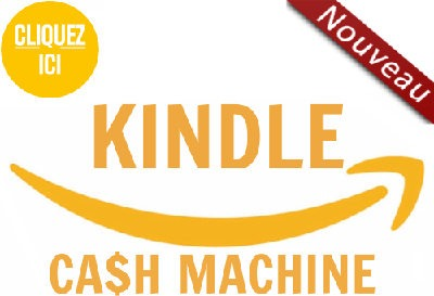 Kindle Cash Machine (Frédéric Balluta) & vente e-book Amazon : Notre avis !