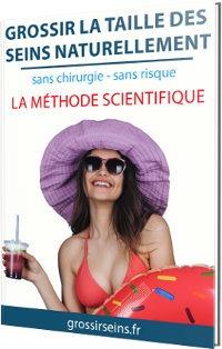 Grossir la taille des seins naturellement (pdf), Julie Dupont – Notre avis