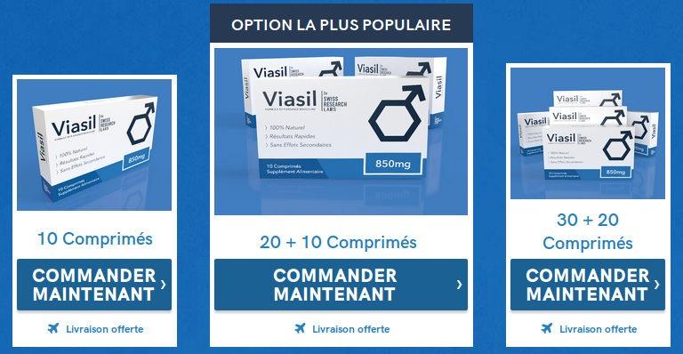 Où et comment acheter Viasil au meilleur prix de manière fiable