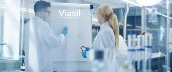 Viasil est une formule prouvée par la science crée dans des laboratoires Européens